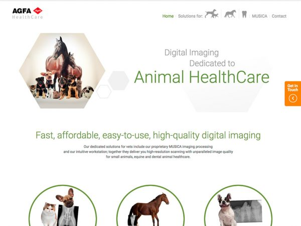 Agfa Veterinary